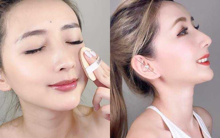 即使是層層疊擦或補妝,妝感依然光透,輕鬆上妝不易失手。(圖/品牌提供)