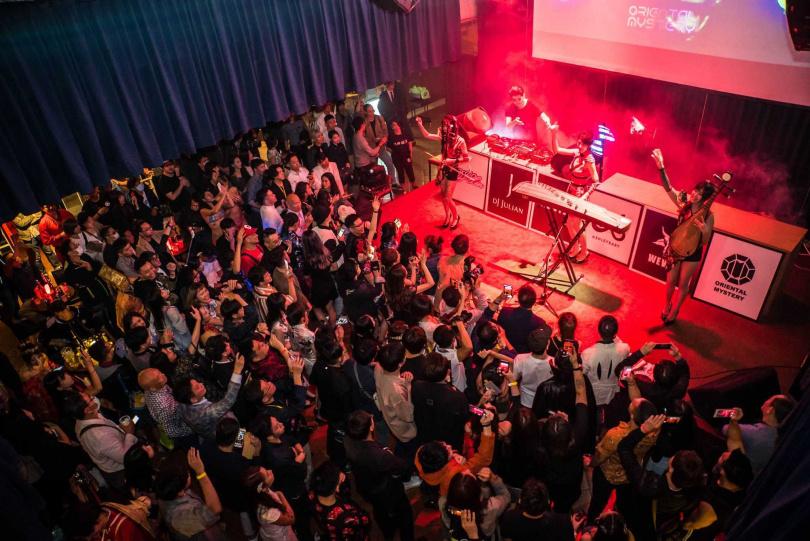圖片來源:Oriental Mystery 東方神秘音樂祭 - Edm-箏旗鬥豔