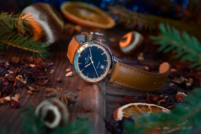 HAMILTON Intra-Matic Auto 經典系列自動計時腕錶 NT$31,000