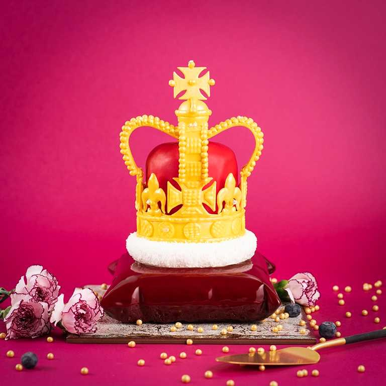香格里拉台北遠東 母親節蛋糕 - 全能女王。