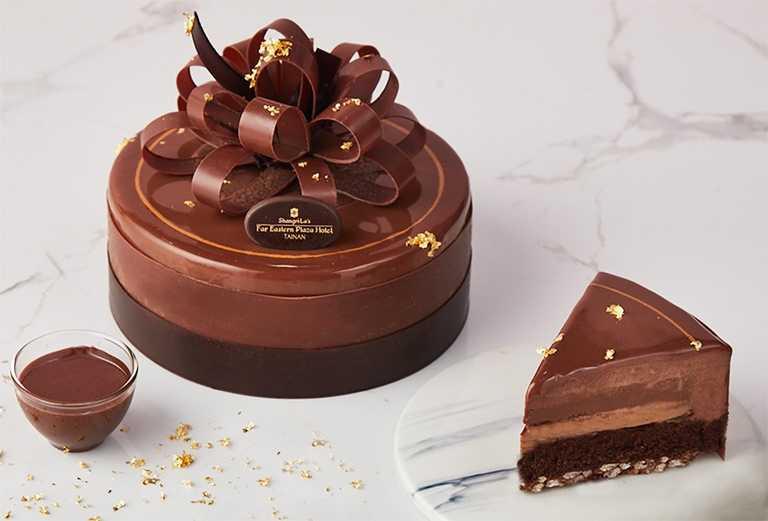 香格里拉台南遠東飯店「巧巧陪著你」奪得巧克力類組冠軍。