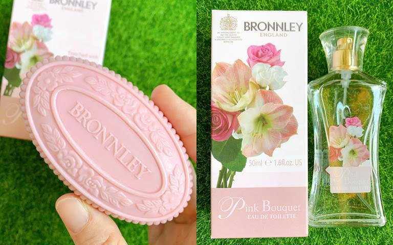 BRONNLEY花神香氣組(花神舞姬玫瑰雕花皂100g+玫瑰香水50ml)/特價1,650元用玫瑰雕花皂疊上玫瑰香水,為妳實現回頭率100%的女人香。(圖/吳雅鈴攝影)
