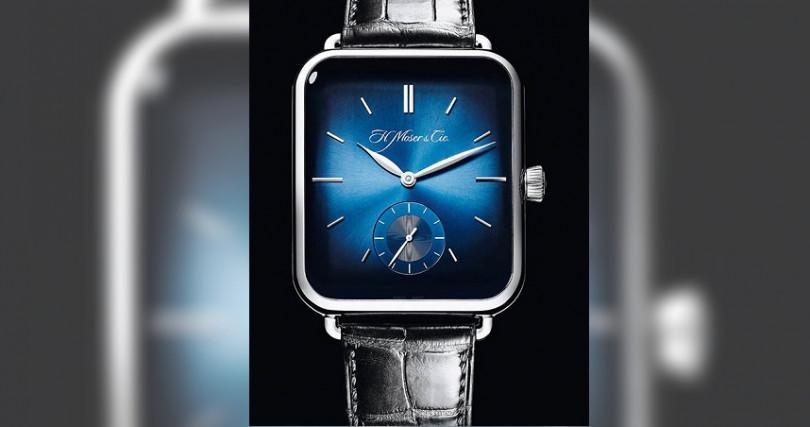 Swiss Alp Watch Small Seconds,定價:約25,000美元(約新台幣765,000元)(圖/品牌提供)