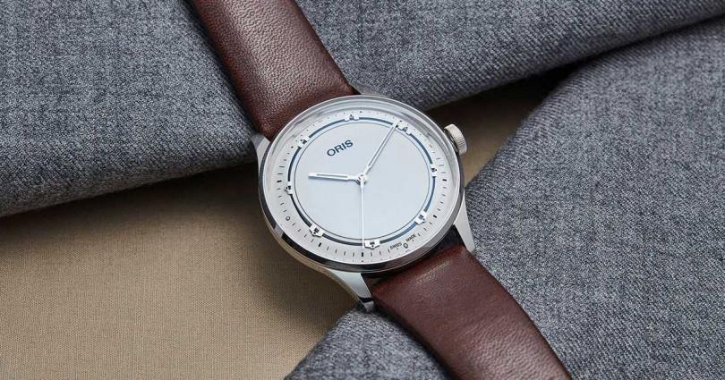 ORIS「ART BLAKEY爵士」限量腕錶╱60,000元(圖╱ORIS提供)