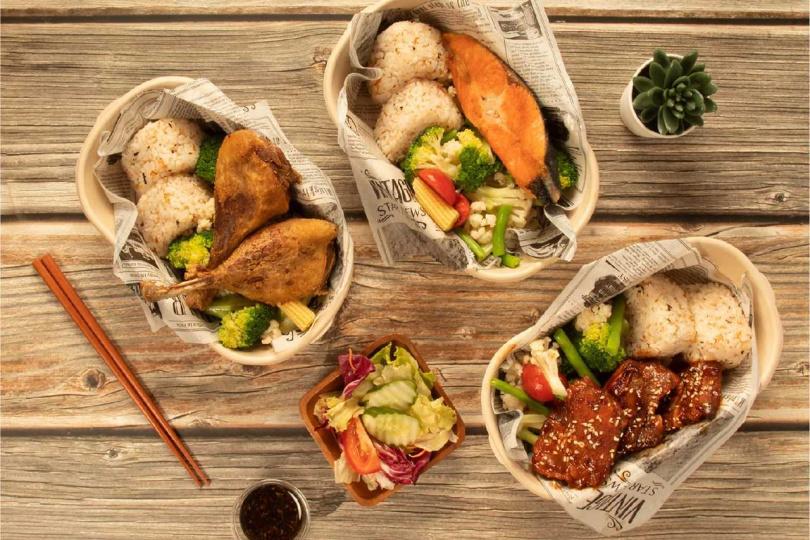「煙波宜蘭館」以均衡飲食為重點,推出黃金海陸明星組合飯食。