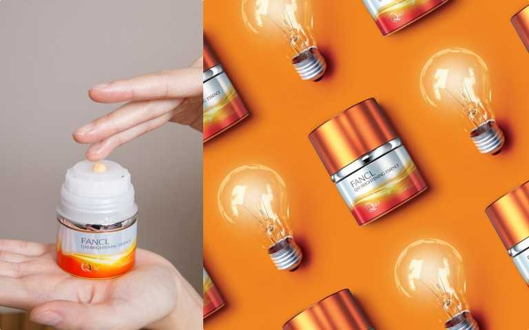 FANCLQ10能量煥膚精華霜運用輔酵素Q10、蝦青素、氨基酸三肽等3重煥亮成分,為疲憊肌快充補給活力能量,從導致肌膚疲勞的源頭出發,積極預防倦容產生,改善蠟黃暗沉。 FANCL Q10能量煥膚精華霜20g/2,500元(圖/品牌提供)