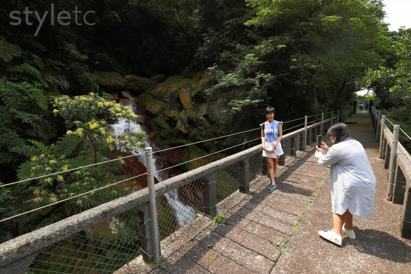 水道系統由豐富經驗的佐野藤次郎設計,並於2004年登錄為台北市定古蹟。(圖/于魯光攝)