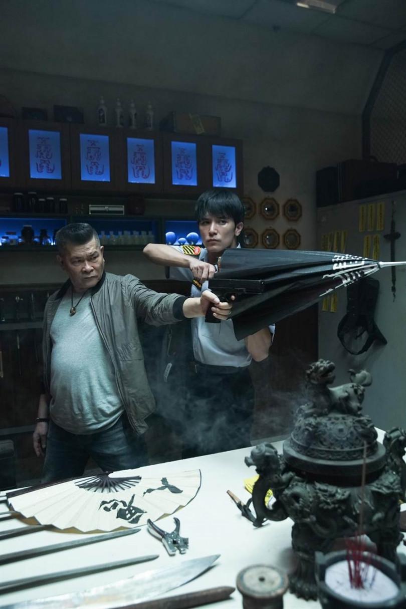 《第九分局》融合了台灣的道教、佛教的鬼文化。(圖/甲上提供)