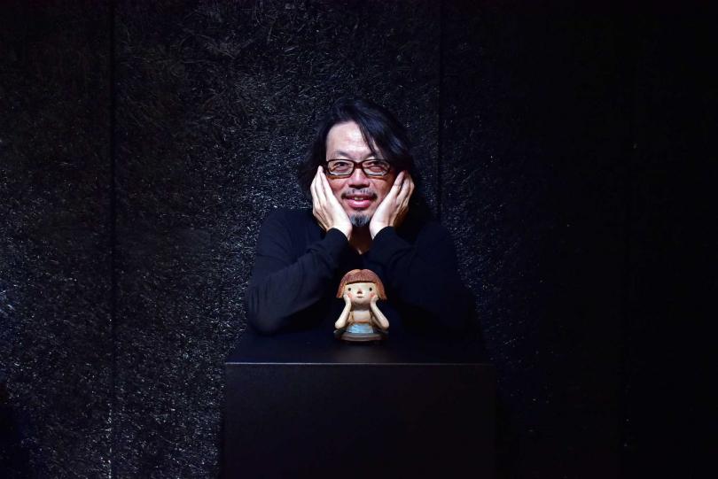 藝術家唐唐。