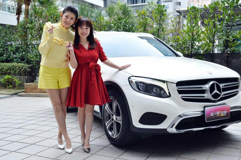 蕭彤雯有次深夜下班遭人跟車。(圖/TVBS提供)