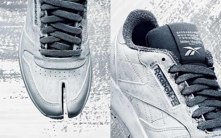 「Classic Leather Tabi」售價為NT10,800,並特別附贈專屬Tabi造型襪。(圖/品牌提供)
