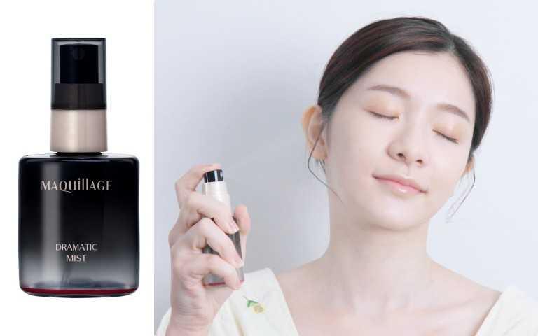 SHISEIDO 東京櫃心機星魅三效美肌定粧噴霧EX60 ml/580元(圖/品牌提供)