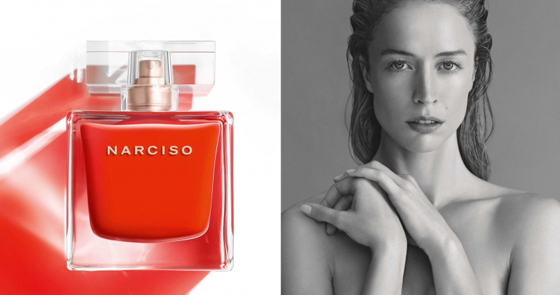 Narciso Rodriguez NARCISO炙熱情蜜香水 90ml/3,800元。(圖/品牌提供)