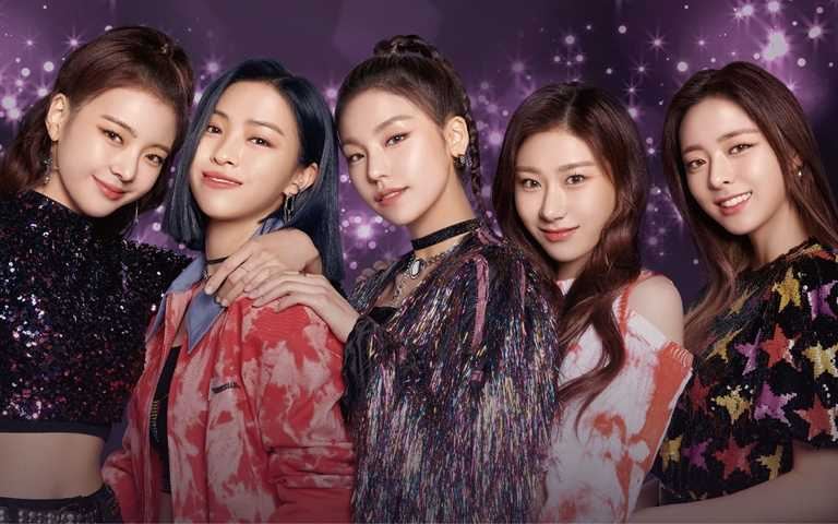 人氣女團ITZY成為Clalen最新品牌代言人,展現年輕世代獨一無二的時尚風格。(圖/Clalen)