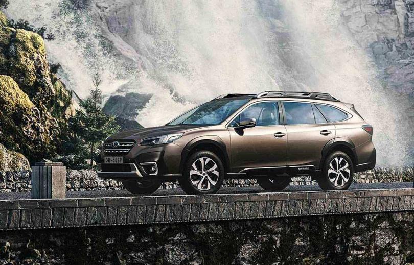 Subaru Outback(圖/SUBARU提供)