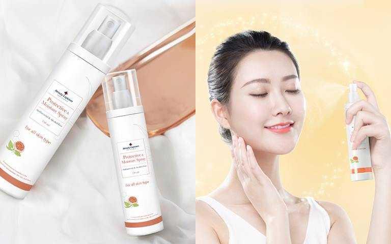 Beauty Explorer植淨抗菌保濕噴霧 45ml/750元、150ml/1,250元 美仕博植淨抗菌保濕噴霧除了保濕,同時還具有抗菌的效果,除了可以抑制油脂分泌過於旺盛和降溫肌膚外,更能保持肌膚乾爽、延長肌膚保水度。(圖/品牌提供)