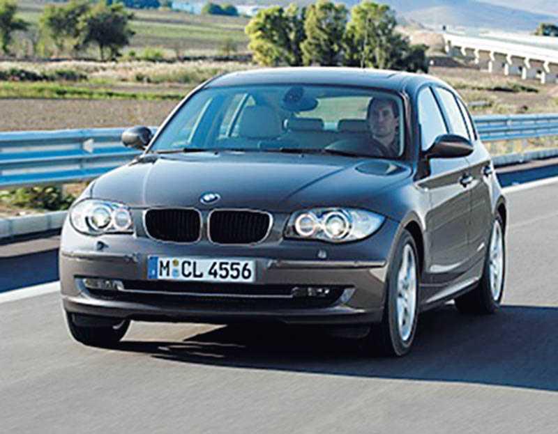 2004年7月,BMW推出首代1系列,令人印象深刻。(圖/品牌提供)