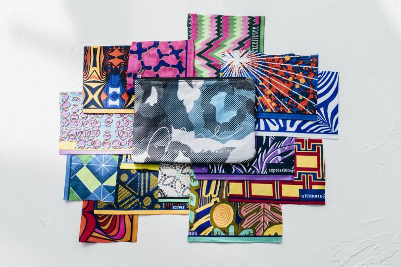 購買星辰表將贈送由非洲女工匠以手工藝製作的收納包,在製作和使用它的女性之間,創造出一個面向全世界的幸福循環。(圖/星辰表)