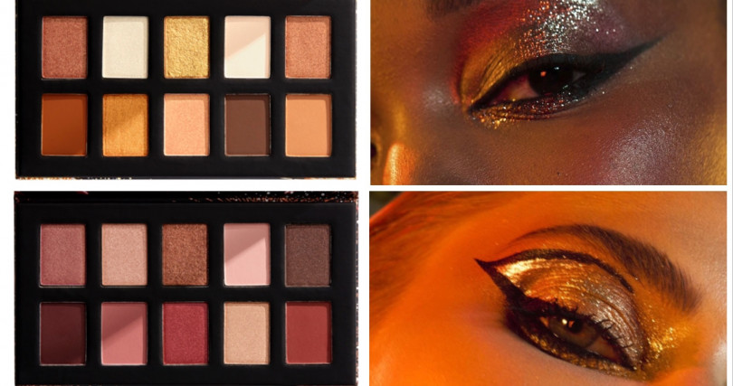 NYX愛慾派對彩盤 #01、#03/980元 歐美彩妝達人都用這兩盤來打造這麼炫的眼妝!(圖/品牌提供、翻攝網路)