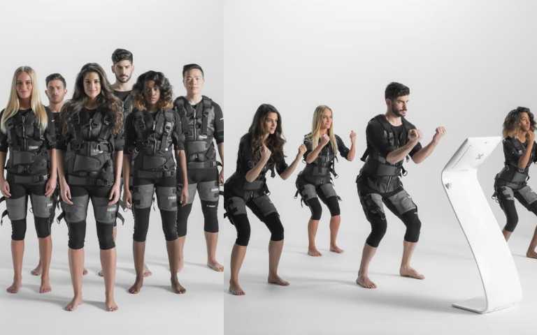 ACED FITNESSES UK台灣獨家代理引進匈牙利的高科技健身設備XBODY。(圖/品牌提供)