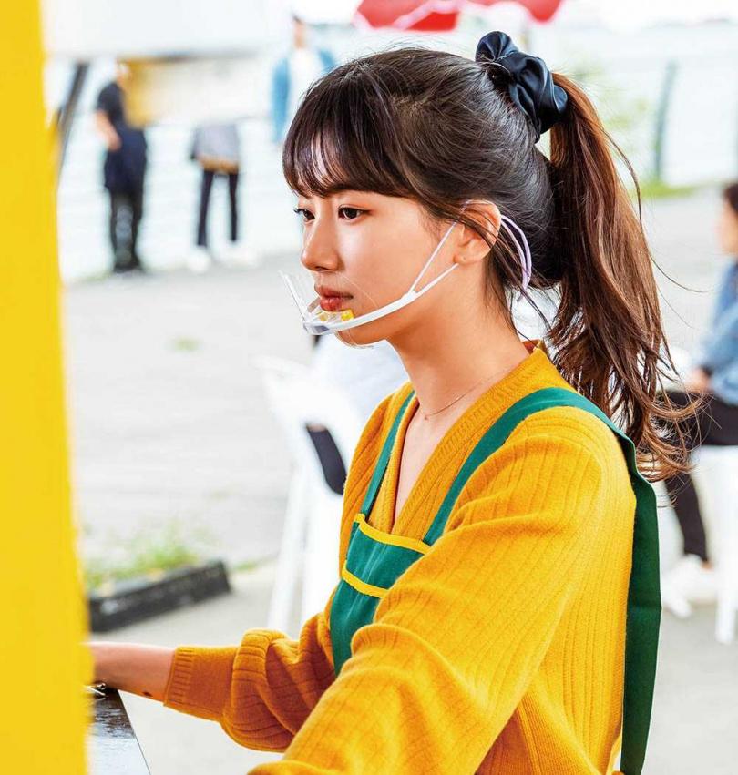 《Start-Up:我的新創時代》的青年創業題材是韓劇少見,讓秀智覺得新鮮十足,而決定接演。Netflix提供。(圖/Netflix提供)