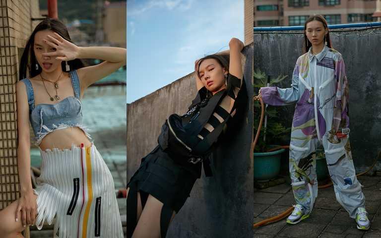 JENN LEE 21SS系列服飾也會在展場上搶先曝光。(圖/品牌提供)