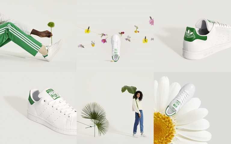 Stan Smith男女鞋款建議售價為NT3,690。(圖/adidas Originals)