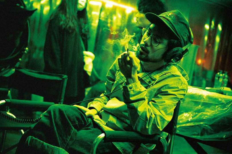 新銳導演陳健朗初次執導電影,就入圍金馬7項大獎。(圖/CATCHPLAY提供)