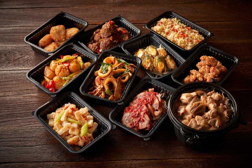 蓬萊邨推出「蓬萊台味菜美饌」,售價為4999元。