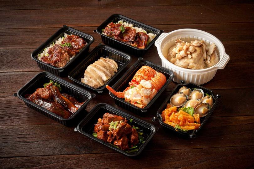 江南春江浙餐廳推出「江南海陸龍蝦美饌」,售價為4999元。