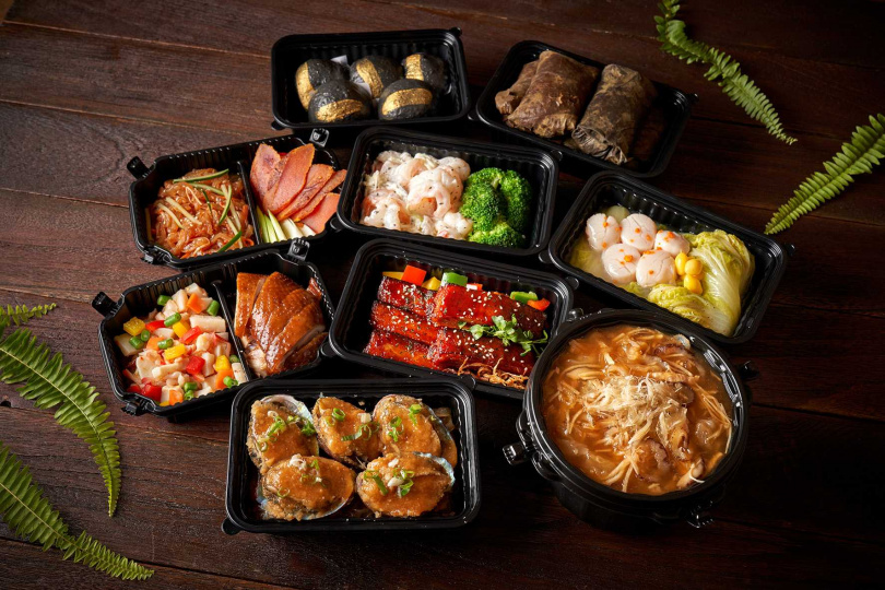 主打經典粵菜的宴會廳,推出「福粵錦繡山河美饌」,售價為5999元
