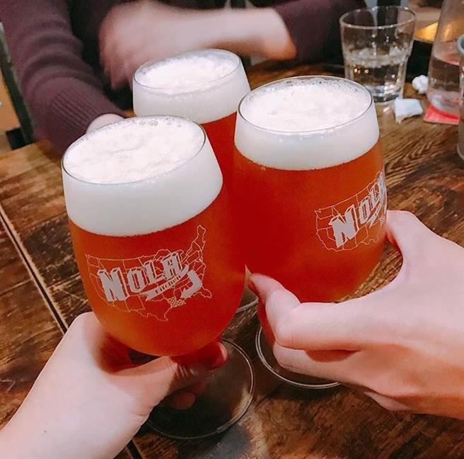 美式艾爾啤酒。