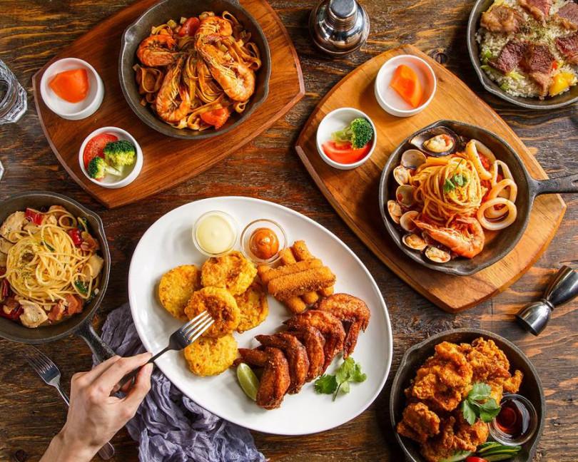 美國國慶七月份正值台灣暑假,非常適合熱鬧聚餐,豪邁大啖紐奧良美食。