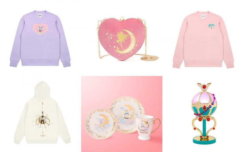 凡於門市購買兩件以上指定單品滿NT4,800,即可免費獲贈:CHOCOOLATE|Sailor Moon限量杯碟套裝乙組。數量有限,送完即止!(圖/:CHOCOOLATE)