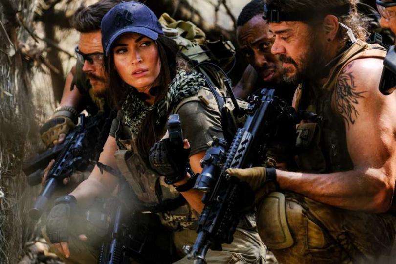 《重裝救援:全境獵殺》劇照。