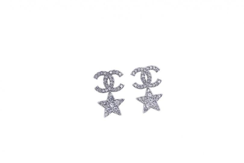 CHANEL星星耳環/價格店洽(圖/戴世平攝)