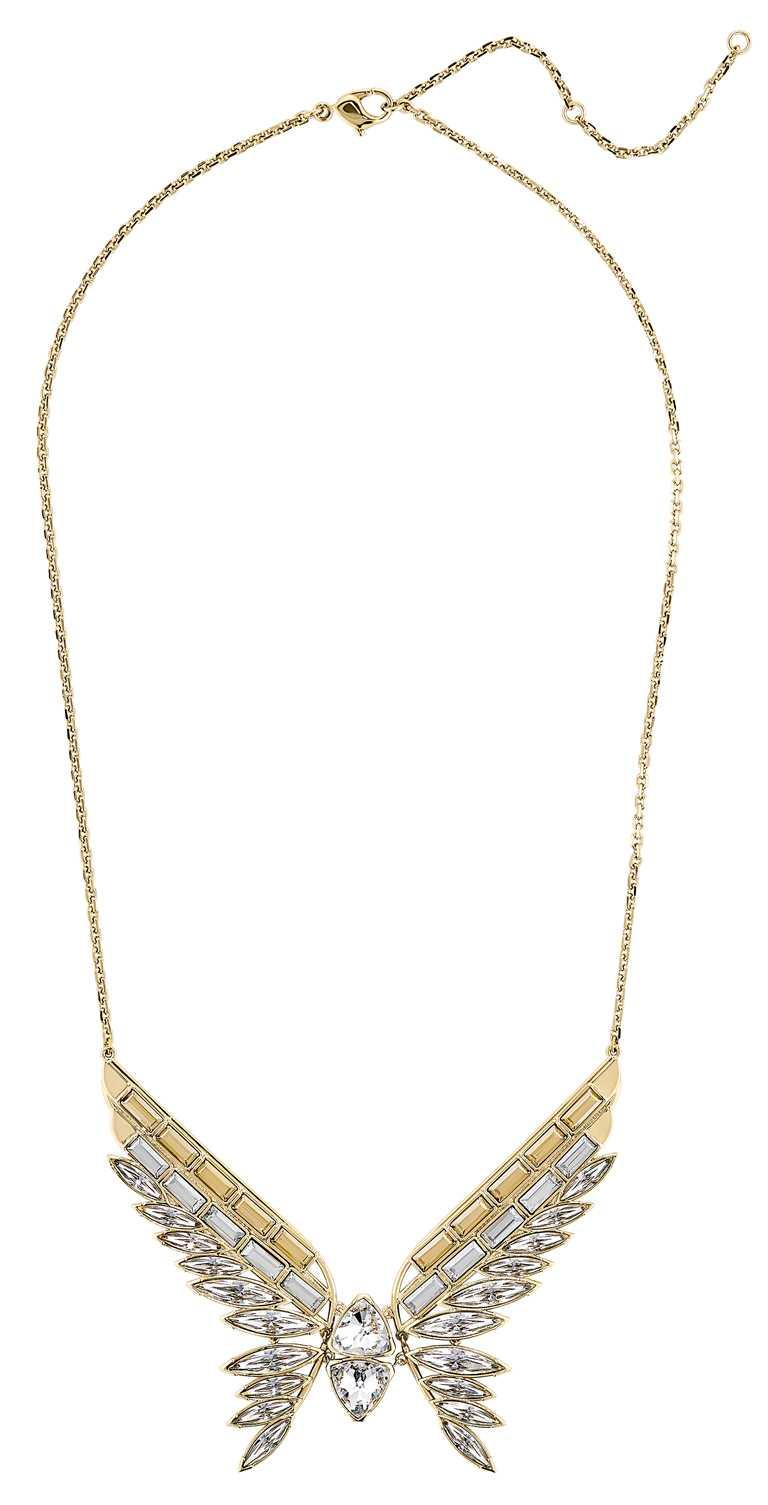 ATELIER SWAROVSKI「Wonder Woman」水晶項鍊╱24,900元。(圖╱SWAROVSKI提供)