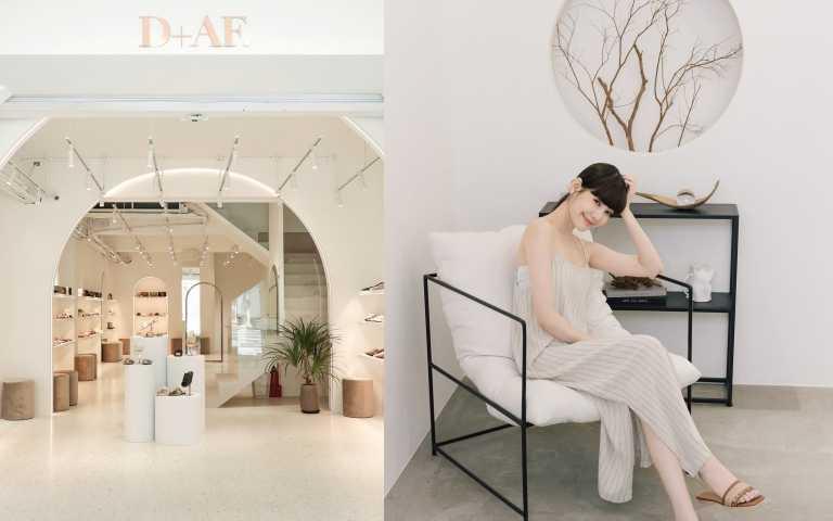 1F清新脫俗,舒適亮敞的購物空間(圖/品牌提供)