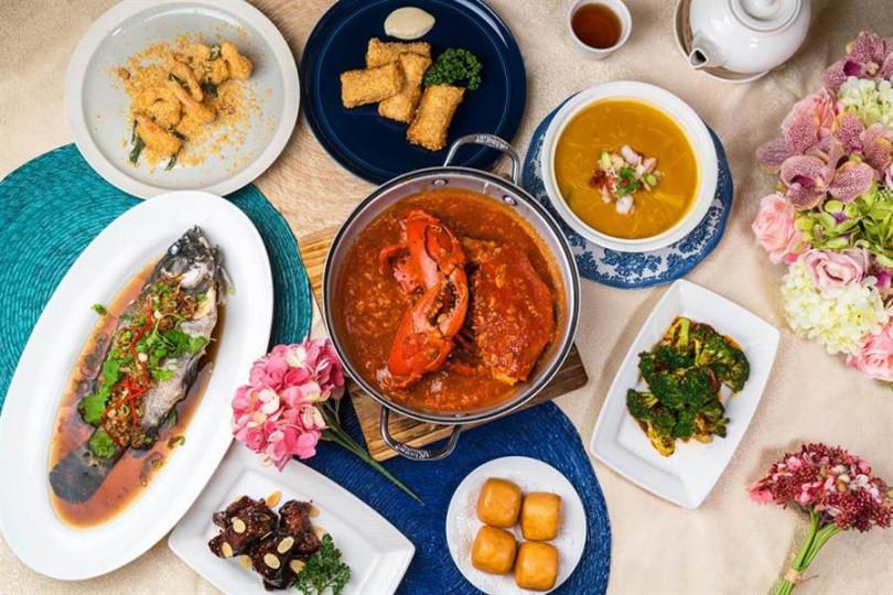 珍寶主打新鮮活蟹現點現做,並擅以東南亞辛香料調味。