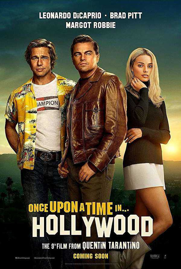 【最佳男配角】《從前,有個好萊塢》(Once Upon a Time in Hollywood)