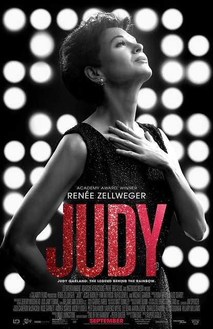 【最佳女主角】《茱蒂》(Judy)(圖/翻攝網路)