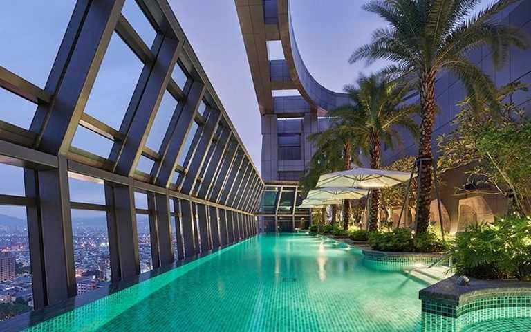 Photo from 台北新板希爾頓酒店 Hilton Taipei Sinban Hotel 官網