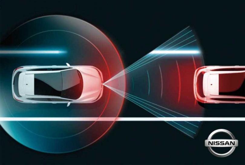 配備更先進的NIM(NISSAN Intelligent Mobility)智能駕駛輔助系統。(圖/NISSAN提供)