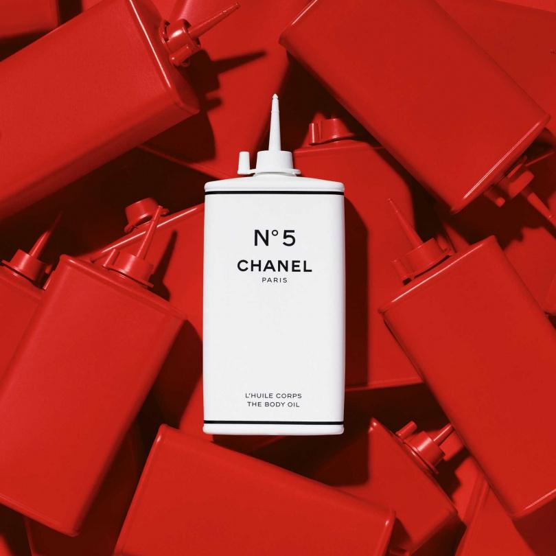 香奈兒5號工場手工罐香氛精油(限量) 250ml/2,990元(圖/品牌提供)