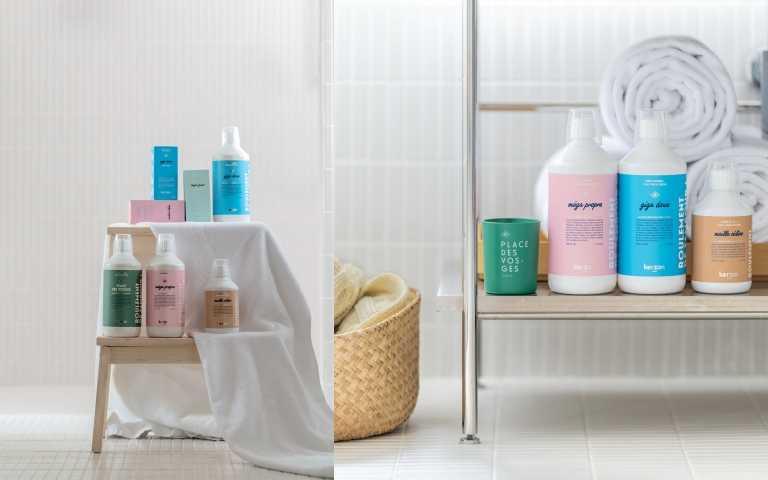 kerzon全系列有全效香氛洗衣精 3款 • 專用香氛洗衣精 2款 (圖/品牌提供)