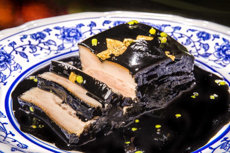 蘇東坡墨跡東坡肉。