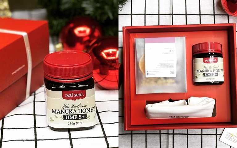 red seal純淨果茶臻蜜禮盒/1,880元  只限量發售100組!真的要搶要快!(圖/品牌提供)