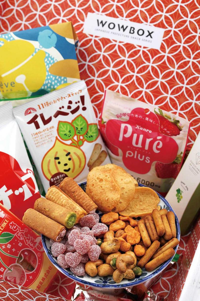 「犇向幸福2021 新春菓盒」為過年限定,僅提供單次訂購。(1,199元)(圖/于魯光攝)