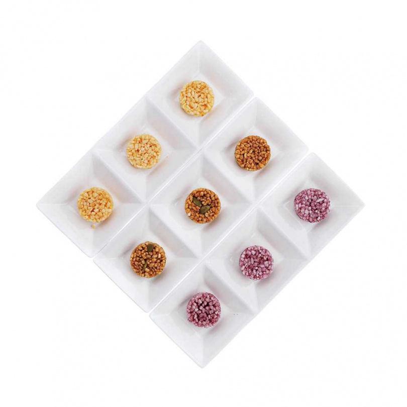 「KEN CAN-肯米香」研發出3種口味,是好入口的小零食。(299元/盒)(圖/于魯光攝)