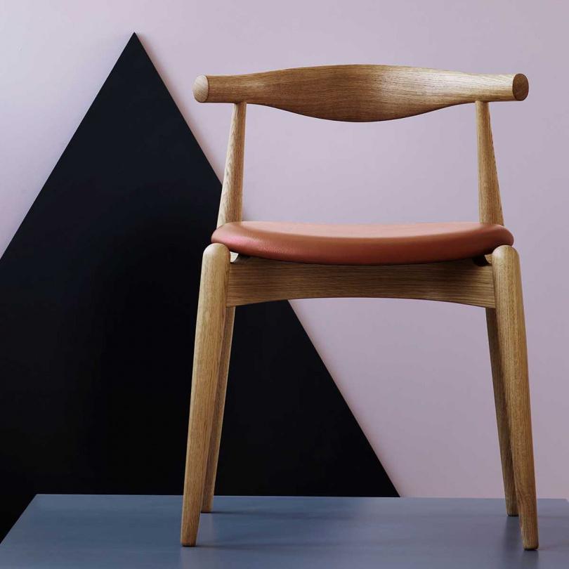 手肘椅 油裝款(NT$ 34,350)。圖片來源:Luxury Life